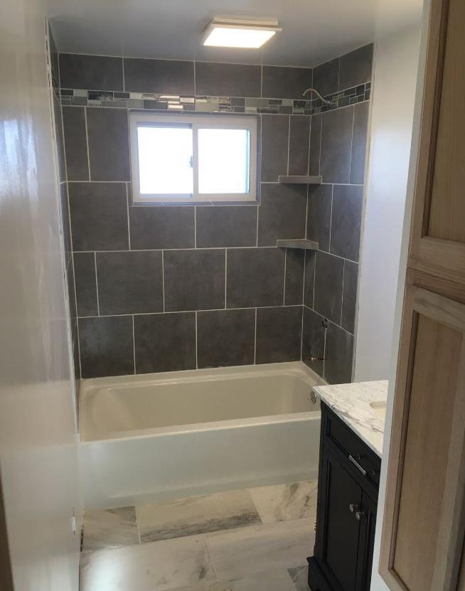 Bathroom Shower Deb