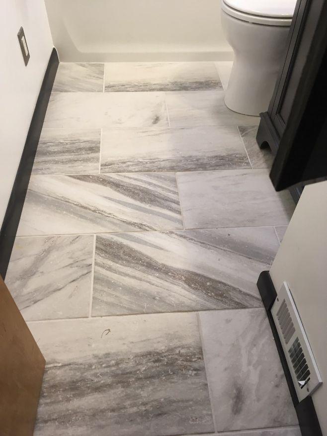 Deb's Tile Floor