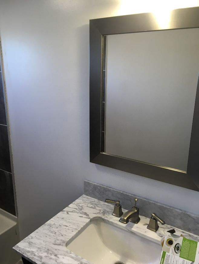 Vanity and Mirror Deb